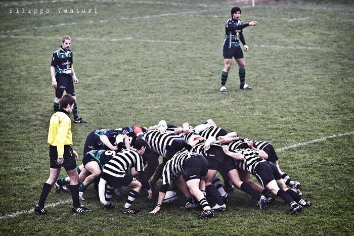 Cesena Rugby VS Unione Rugby Bolognese - Foto 3