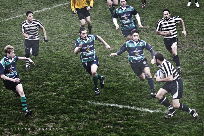 Cesena Rugby VS Unione Rugby Bolognese - Foto 4