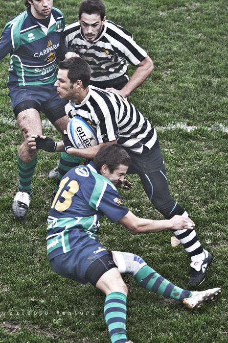 Cesena Rugby VS Unione Rugby Bolognese - Foto 6