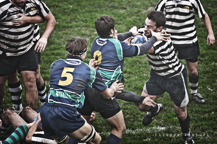 Cesena Rugby VS Unione Rugby Bolognese - Foto 7