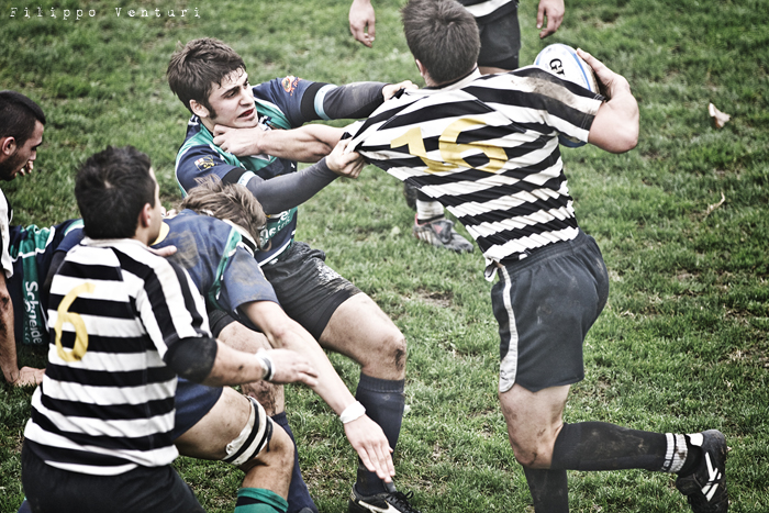 Cesena Rugby VS Unione Rugby Bolognese - Foto 8
