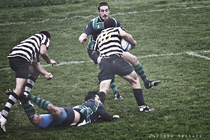Cesena Rugby VS Unione Rugby Bolognese - Foto 9