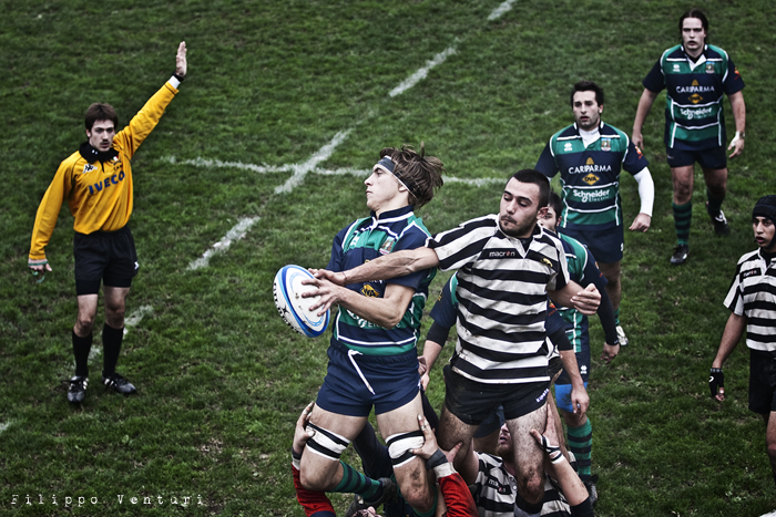 Cesena Rugby VS Unione Rugby Bolognese - Foto 11