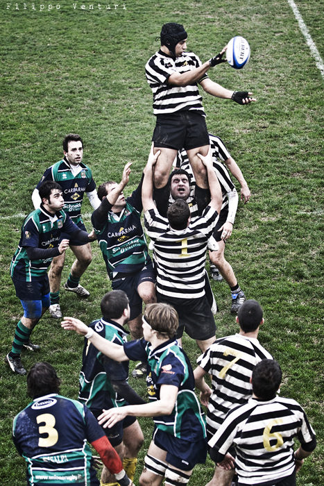 Cesena Rugby VS Unione Rugby Bolognese - Foto 12