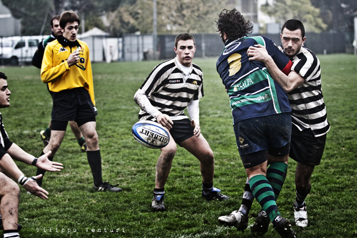 Cesena Rugby VS Unione Rugby Bolognese - Foto 15