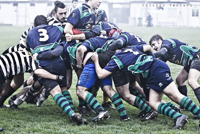 Cesena Rugby VS Unione Rugby Bolognese - Foto 18
