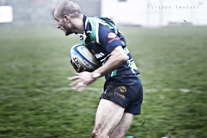 Cesena Rugby VS Unione Rugby Bolognese - Foto 19