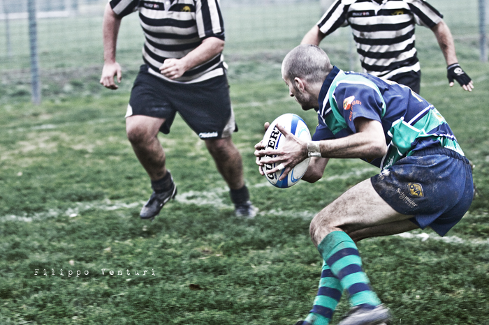 Cesena Rugby VS Unione Rugby Bolognese - Foto 20