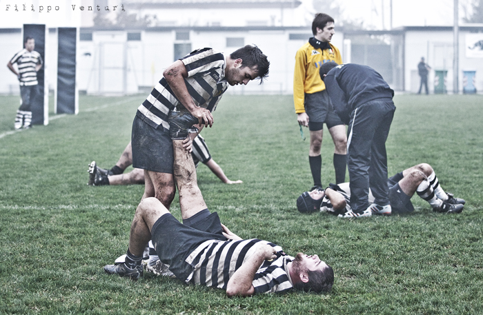 Cesena Rugby VS Unione Rugby Bolognese - Foto 24