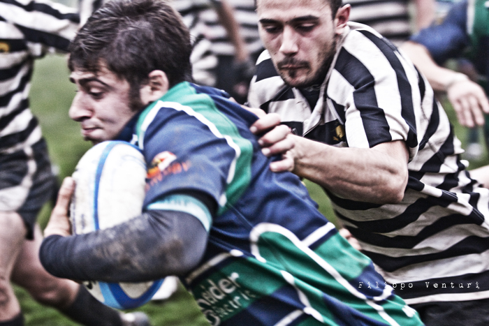 Cesena Rugby VS Unione Rugby Bolognese - Foto 25