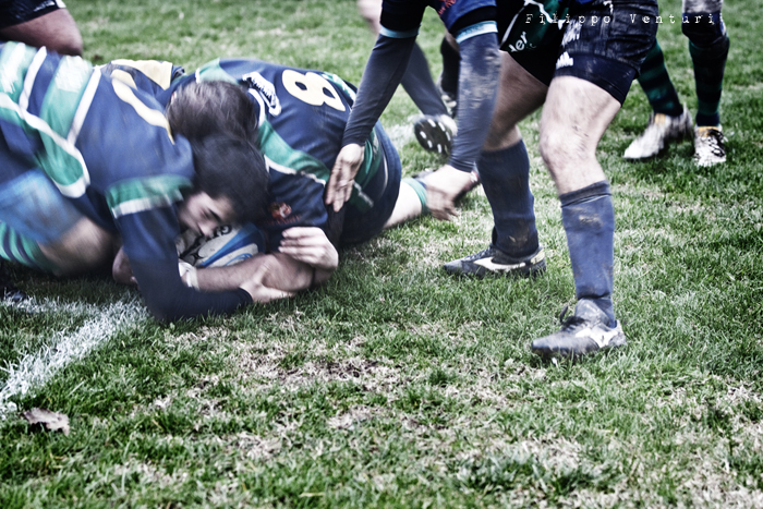 Cesena Rugby VS Unione Rugby Bolognese - Foto 27