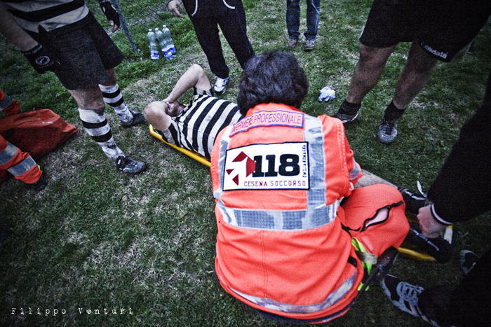 Cesena Rugby VS Unione Rugby Bolognese - Foto 30