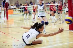Volley Club Cesena VS Edil Ceccacci Moie