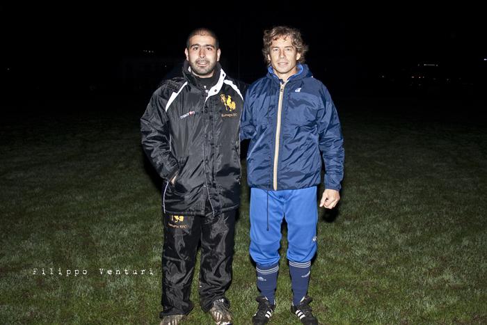 Diego Dominguez visita il Romagna Rugby (Foto 1)