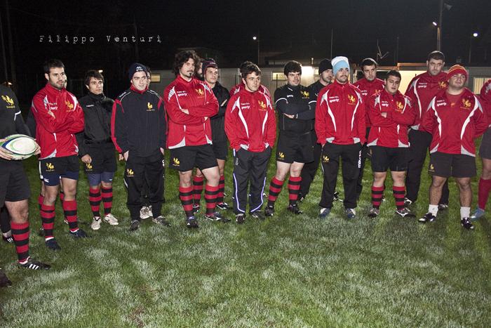 Diego Dominguez visita il Romagna Rugby (Foto 3)