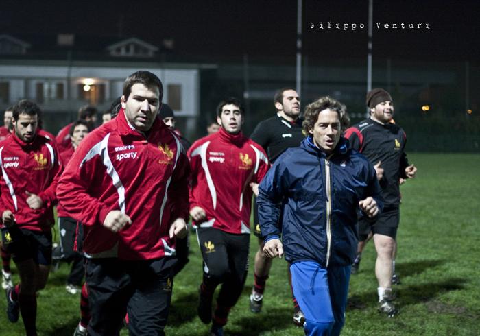 Diego Dominguez visita il Romagna Rugby (Foto 5)