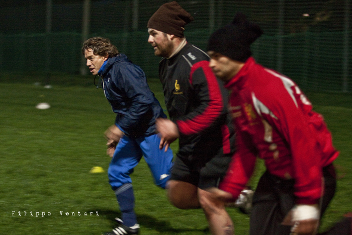 Diego Dominguez visita il Romagna Rugby (Foto 6)
