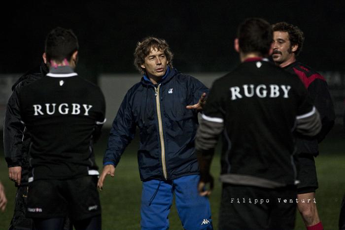Diego Dominguez visita il Romagna Rugby (Foto 10)