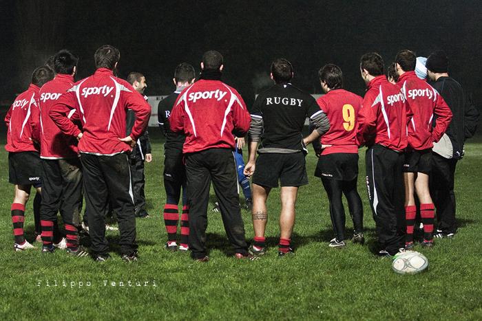 Diego Dominguez visita il Romagna Rugby (Foto 11)