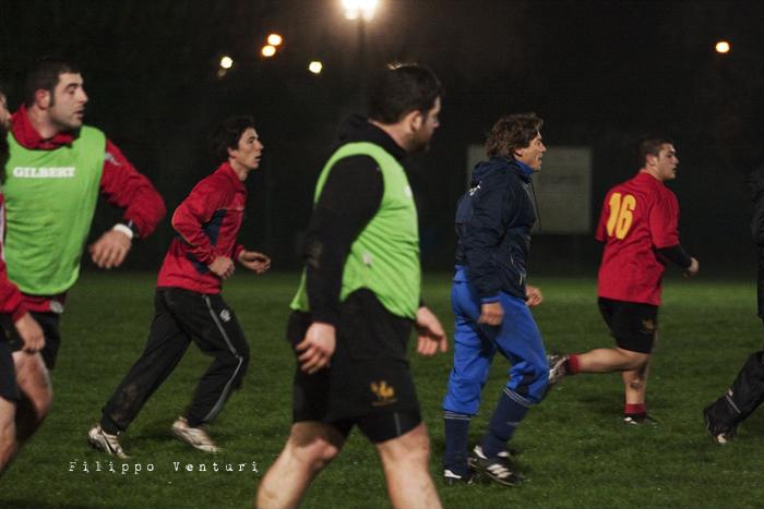 Diego Dominguez visita il Romagna Rugby (Foto 12)