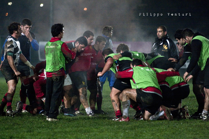 Diego Dominguez visita il Romagna Rugby (Foto 14)