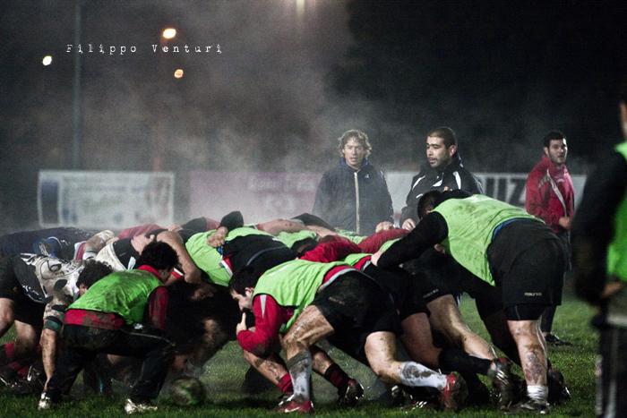 Diego Dominguez visita il Romagna Rugby (Foto 15)
