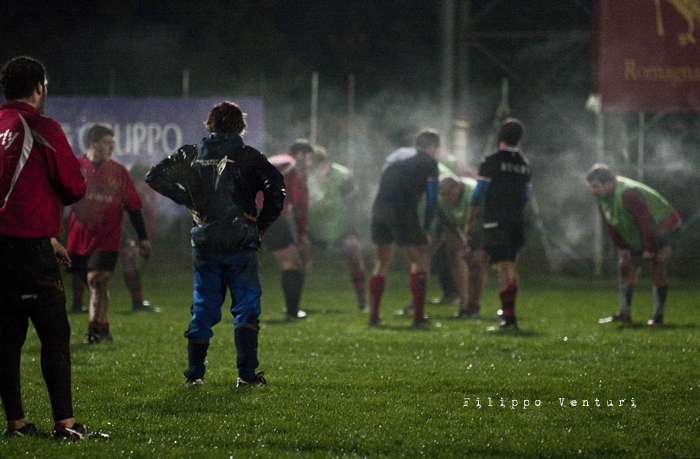 Diego Dominguez visita il Romagna Rugby (Foto 16)