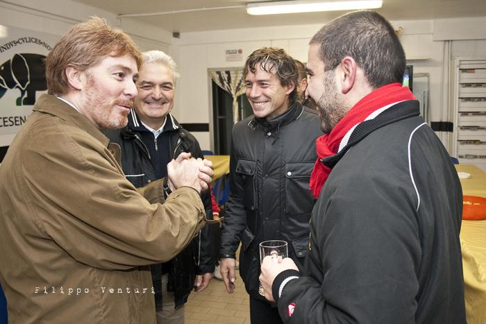 Diego Dominguez visita il Romagna Rugby (Foto 20)