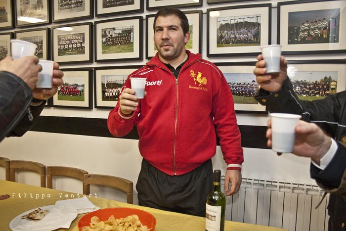 Diego Dominguez visita il Romagna Rugby (Foto 21)