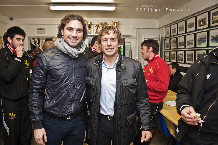 Diego Dominguez visita il Romagna Rugby (Foto 22)