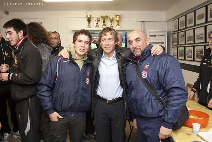 Diego Dominguez visita il Romagna Rugby (Foto 24)