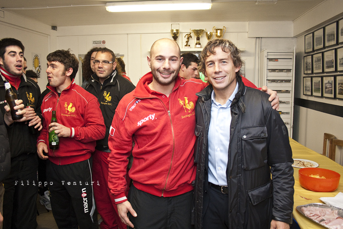 Diego Dominguez visita il Romagna Rugby (Foto 25)