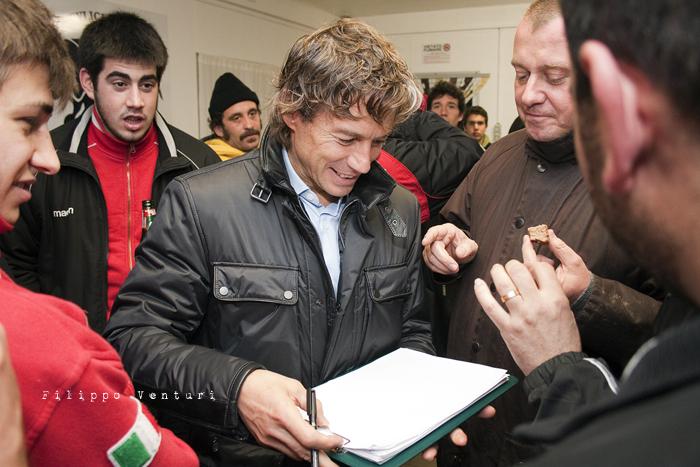 Diego Dominguez visita il Romagna Rugby (Foto 26)