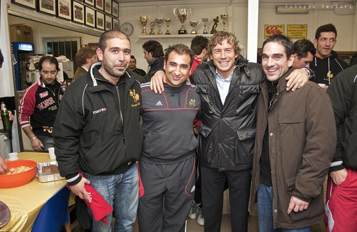Diego Dominguez visita il Romagna Rugby (Foto 27)