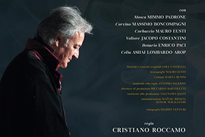 "Locandina ""Il Volpone"", con Corrado Tedeschi"