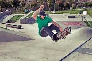 Jurassic Skatepark