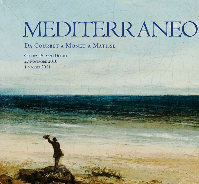 Mediterraneo, da Courbet a Monet a Matisse - Genova