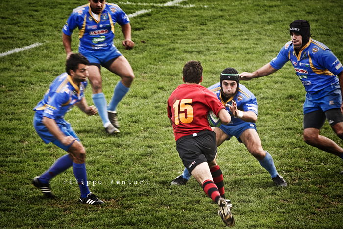 Romagna Rugby VS Rugby Viterbo - Foto 1