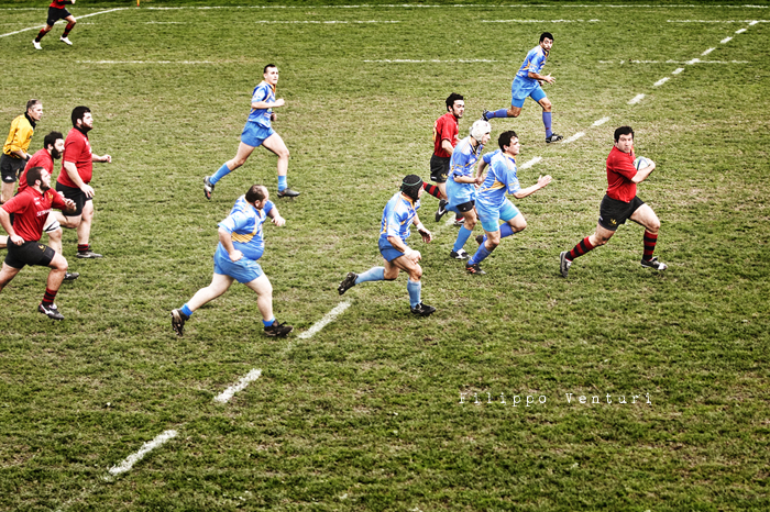 Romagna Rugby VS Rugby Viterbo - Foto 2