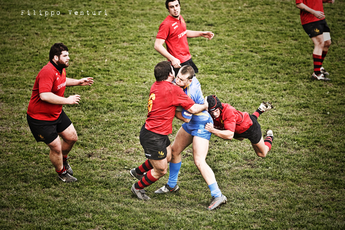 Romagna Rugby VS Rugby Viterbo - Foto 3