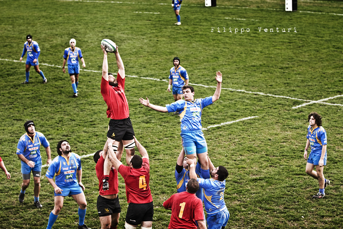 Romagna Rugby VS Rugby Viterbo - Foto 4