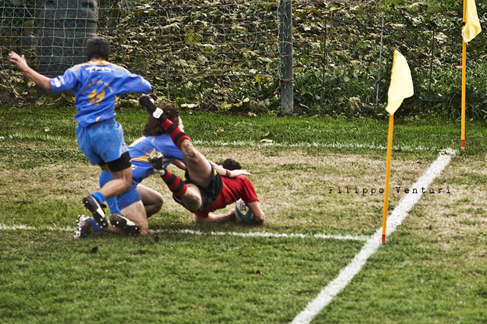 Romagna Rugby VS Rugby Viterbo - Foto 5