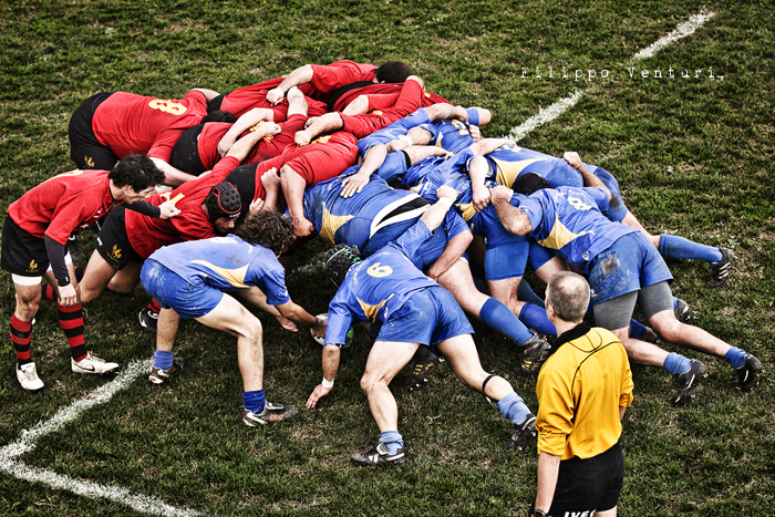 Romagna Rugby VS Rugby Viterbo - Foto 6
