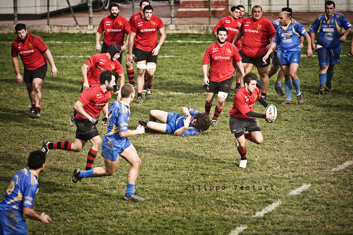 Romagna Rugby VS Rugby Viterbo - Foto 8