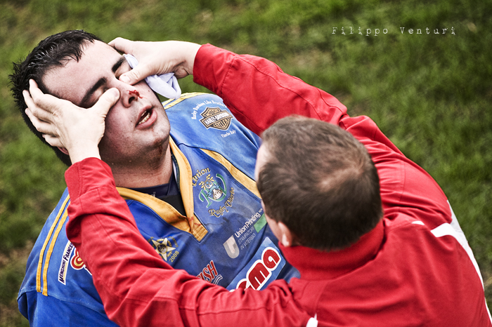 Romagna Rugby VS Rugby Viterbo - Foto 9