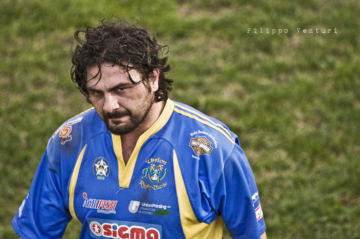 Romagna Rugby VS Rugby Viterbo - Foto 11
