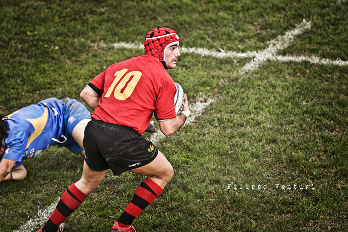Romagna Rugby VS Rugby Viterbo - Foto 13
