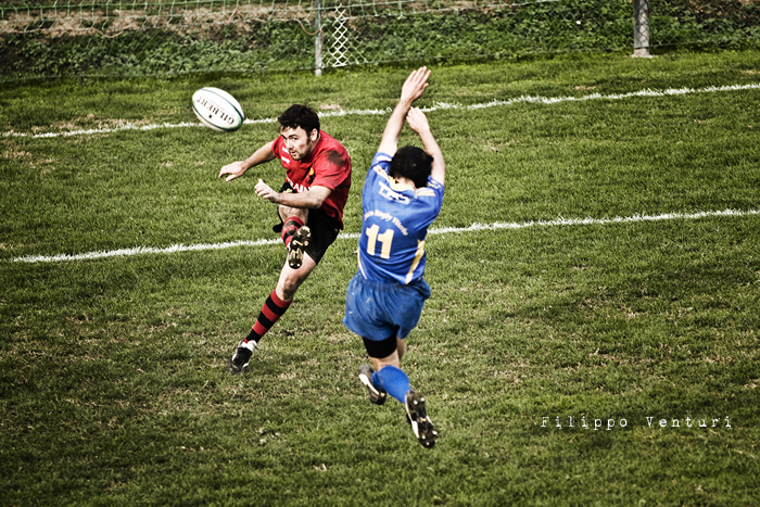 Romagna Rugby VS Rugby Viterbo - Foto 14