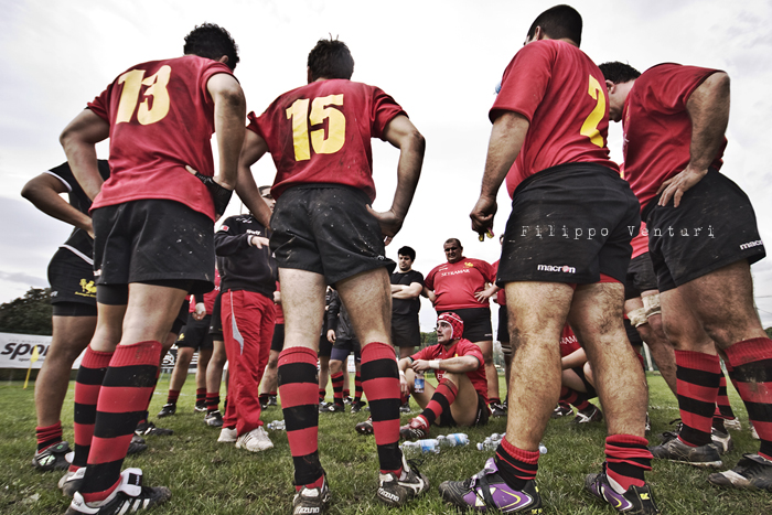 Romagna Rugby VS Rugby Viterbo - Foto 15