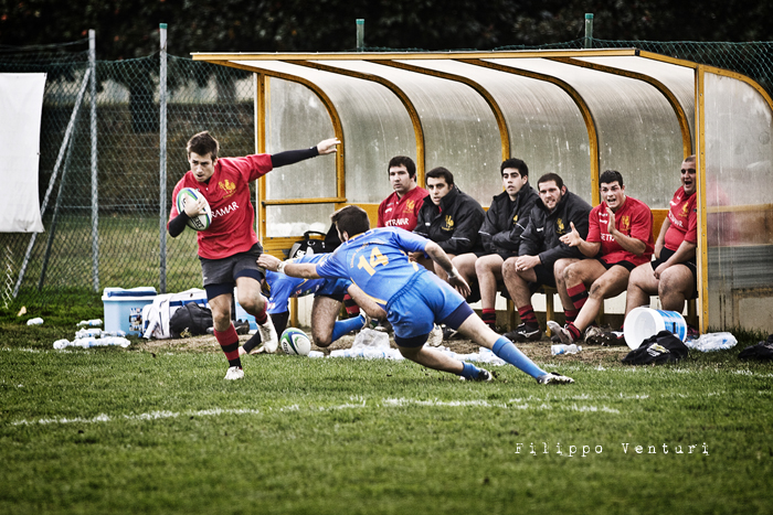Romagna Rugby VS Rugby Viterbo - Foto 16